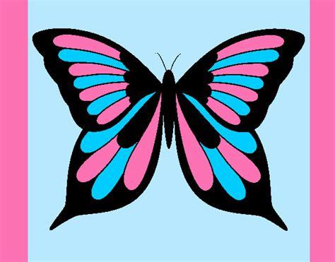 imagenes de mariposas juntas dibujo de la mariposa colorida pintado por desi10 en