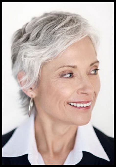 short hair styles for over 65s 65 best images about hairstyles for gray hair on pinterest