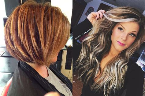 highlights hair over 50 haartrends 2018 win win frisuren f 252 r frauen 252 ber 50