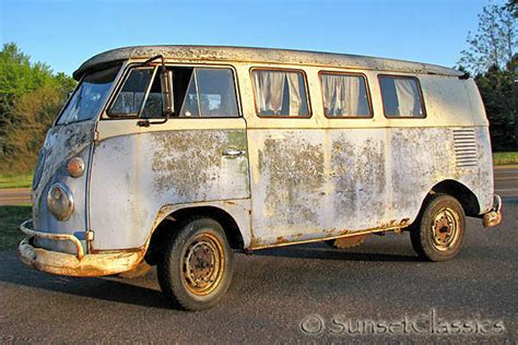 vw bus  sale check   classic volkswagen buses