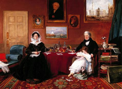 In Their Room by File The Langford Family In Their Drawing Room By Rws Jpg