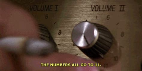 Its All About The Volume by 11 Things You Didn T About Spinal Tap Huffpost