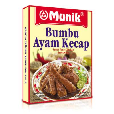 rekomendasi bumbu ayam instan  enak  indonesia
