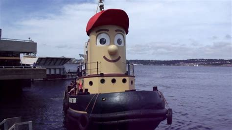 tugboat hat the hat tugboat theodore too july 13th 2010 youtube