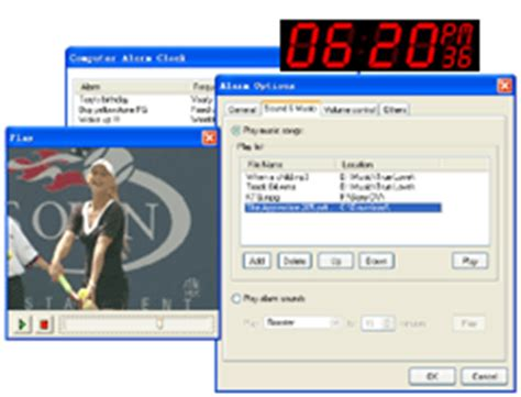 azan alarm clock software  digital