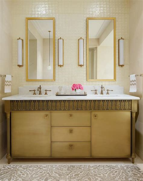 gold mirror bathroom stunning 25 bathroom mirrors gold decorating design of