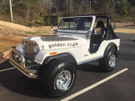 jeep golden eagle for sale 1979 jeep cj5 golden eagle for sale jeep cj 1979 for