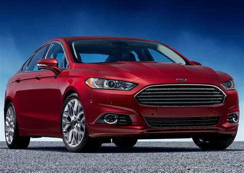 2012 Ford Fusion Mpg by 2012 Ford Fusion Review Specs Pictures Price Mpg