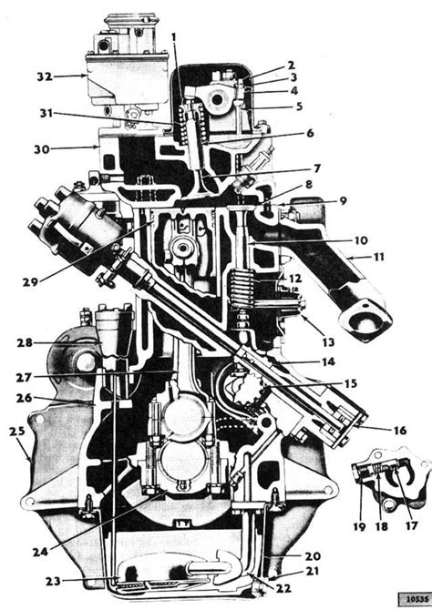 jeep hurricane engine jeep engine hurricane f head 134 i4 das auto pinterest