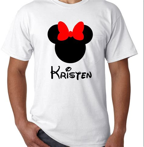 Handmade Disney Shirts - custom disney shirts etsy autos post