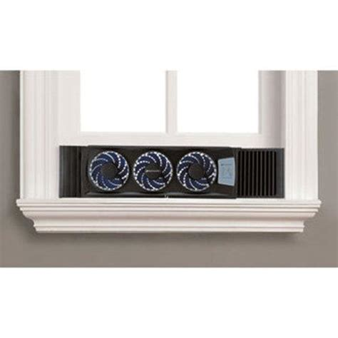 window fan with comfort thermostat amazon com bionaire bwf0522e bu thin window fan with