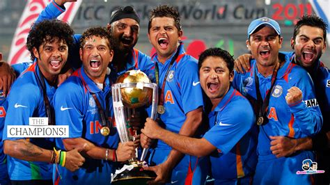 team india team india 2011 world cup wallpapers hd wallpapers