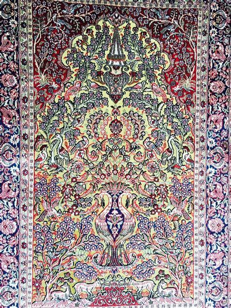 hereke teppich wundersch 246 ner handgekn 252 pfter orientteppich hereke teppich
