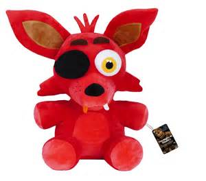 Five nights at freddy s foxy 16 inch plush for collectibles gamestop