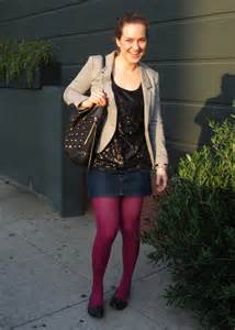 colored denim skirts wine tights denim skirt coloured tights