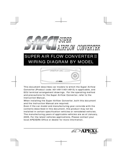 apexi safc wiring diagram wiring diagram with description
