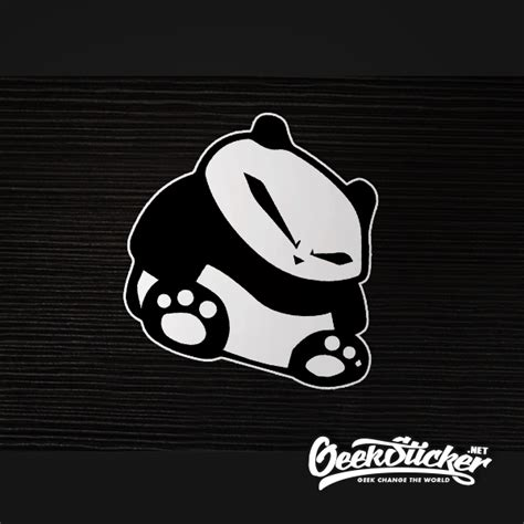 jdm panda sticker image gallery jdm panda wallpaper