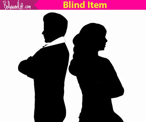 Blind Item by Revealed The Shocking Reason Why This Tv Split
