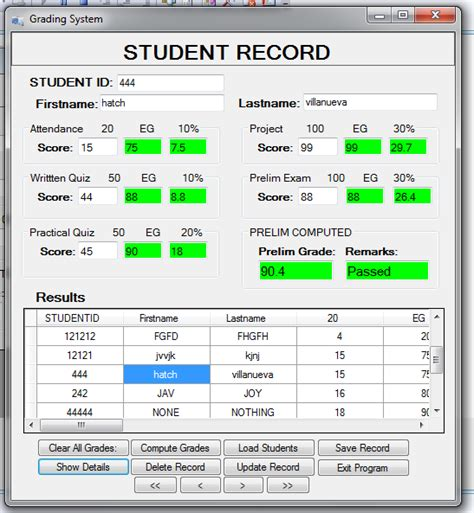 School Information System Thesis by Computerized Grading System Thesis Pdf Kidsa Web Fc2