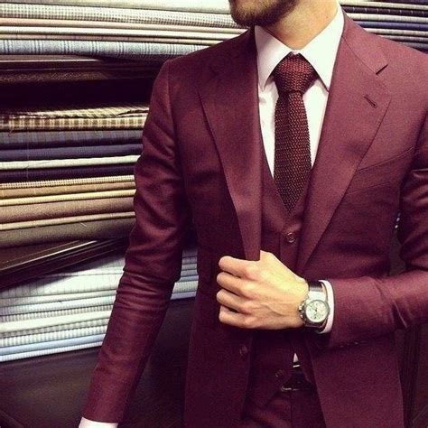 wine color tuxedo what color of tie is suitable with a wine coloured s