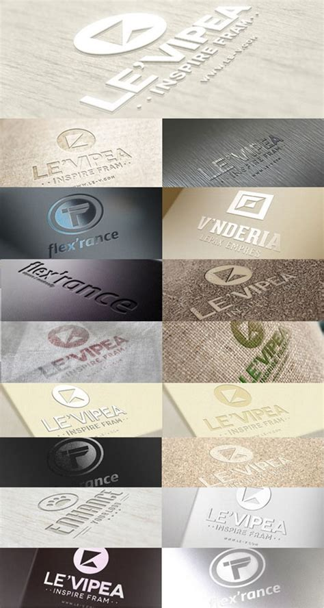 43 free logo design psd mock up templates designfreebies
