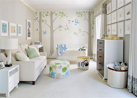 Modern Nursery Decor 15 Modern Nursery Designs With Vibrant Themes