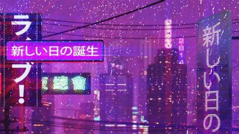 cityscape neon text  retro wave hd wallpapers