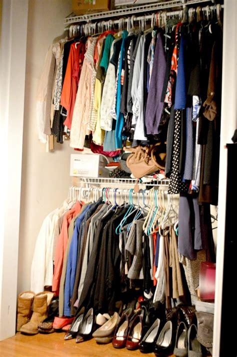 how to organize a small closet with lots of clothes write31days organize your clothes lifestyle for real life