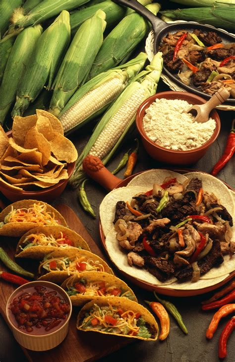 food timeline mexican and texmex food history file cornmealproducts jpg wikimedia commons
