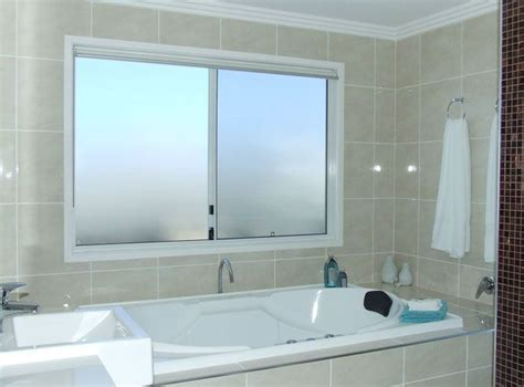 bathroom window glass residential advance metal industries australia