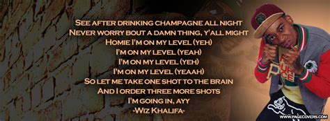 wiz khalifa lyrics wiz khalifa lyric quotes quotesgram