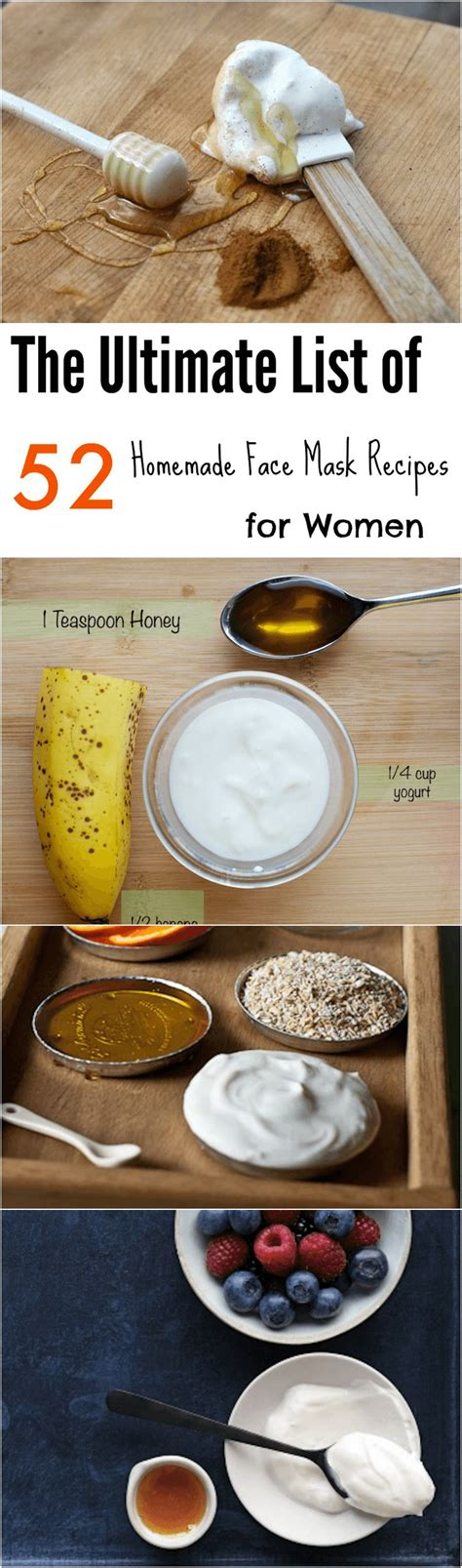 The Ultimate List Of Healthy 52 Mask Recipes For Best 25 Ideas On Portrait And