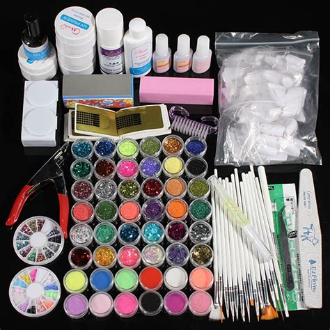 effect nail design kit nail art kit set how you can do it at home pictures