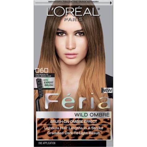 feria ombre hair color reviews l oreal paris feria ombre brush on hair color walmart com