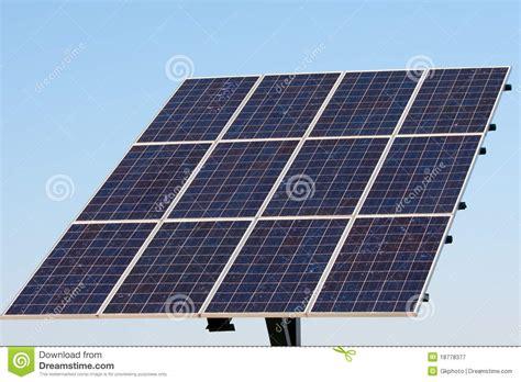 solar panels royalty free stock photography image 18778377