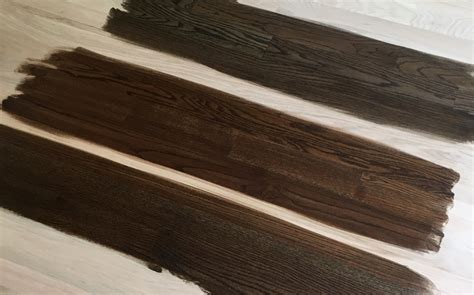 how to choose the right stain for your hardwood floor gc