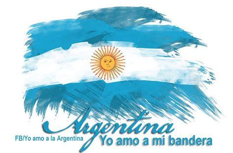 dia de la bandera argentina angentina yo amo a mi bandera