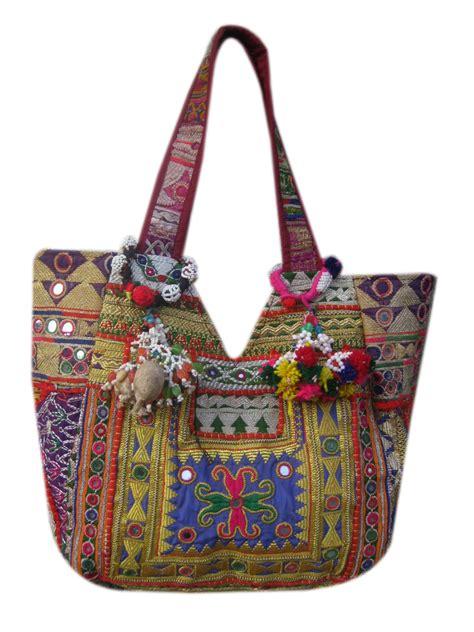 Handmade Boho Bags - amazing handmade tribal indian banjara bags tribal boho