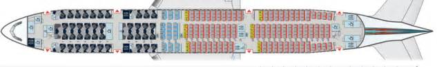 air canada boeing 777 seat map air canada introduces new configurations on its boeing