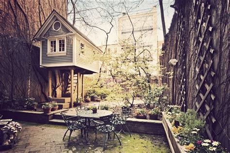 tea house upper east side upper east side townhouse with a tree house