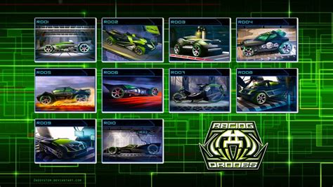 acceleracers racing drones alternate theme hd youtube