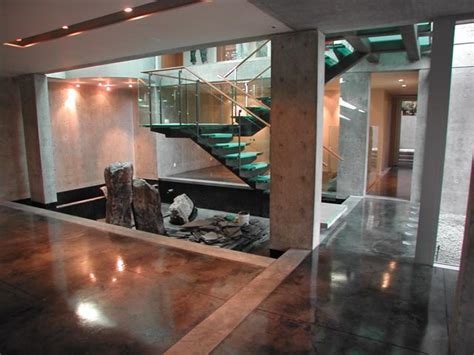 How to Stain Concrete: Adding Color to Cement Surfaces   HGTV