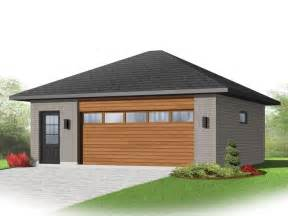 2 Car Garage Designs 2 Car Garage Plans Modern Two Car Garage Plan 028g