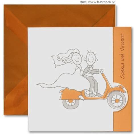 Hochzeitseinladung Comic Brautpaar by Einladung Zur Hochzeit Mit Comic Brautpaar Einladungskarten