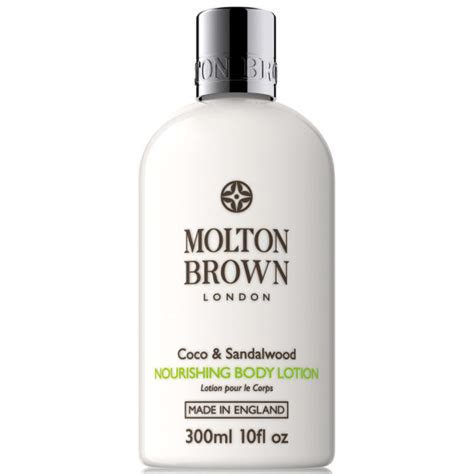 Molton Brown Molto by Molton Brown Coco Sandalwood Lotion Free Shipping