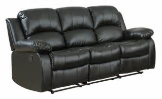 Black Loveseat Covers Cheap Recliner Sofas For Sale Black Leather Reclining