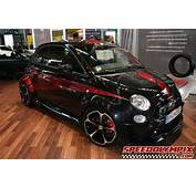 Tuning Extreme Modification Fiat 500