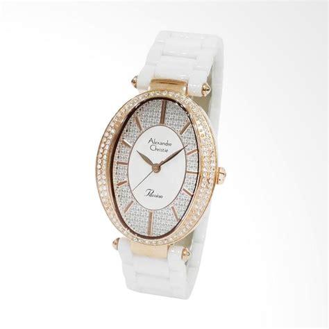 jam tangan l is vuitton gold putih jual alexandre christie 141632 analog permata tali keramik