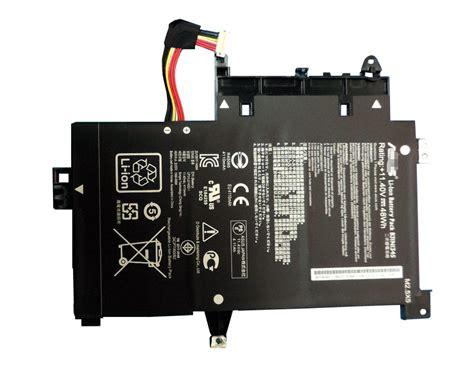 replacement asus tp500l laptop battery