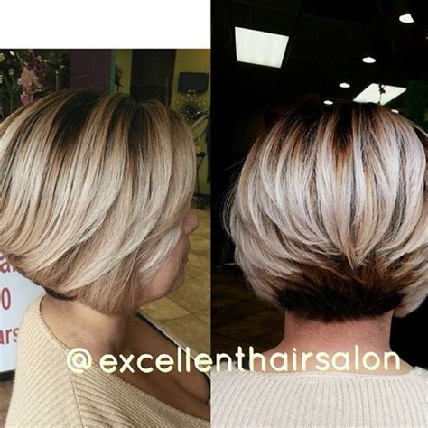 Layered Hairstyles For Thick Hair by Best Bob Haircuts For Thick Hair Hair Style